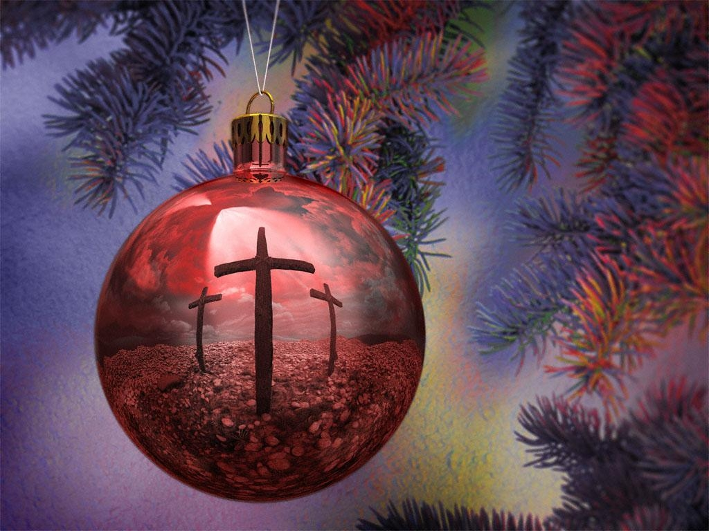 christmasornamentcross
